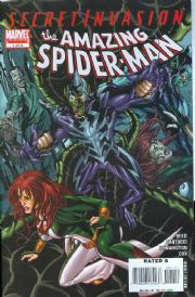Secret Invasion Amazing Spider-man Comics